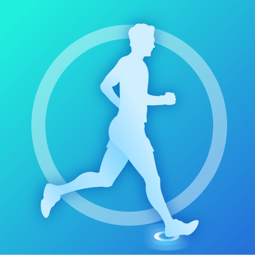 Step Tracker - Pedometer & Daily Walking Tracker Icon