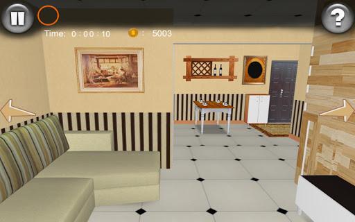逃脱游戏-11间古怪密室