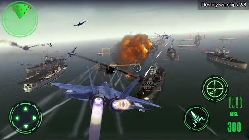 War Plane 3D -Fun Battle Games 1.1.1 screenshots 5