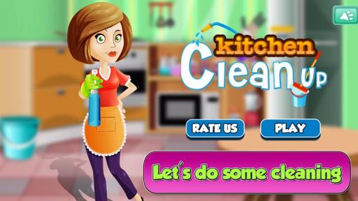 My Kitchen - Clean Up