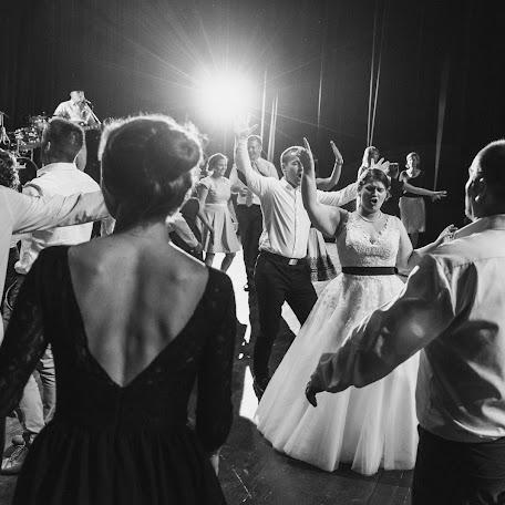 Wedding photographer Béla Balló (belaballo). Photo of 28.09.2017