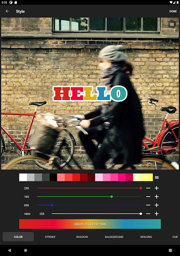 Phonto screenshot 11