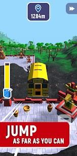 Crash Delivery! Destruction & smashing flying car! 1