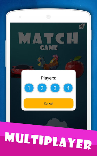 Match Game - Pairs modavailable screenshots 5