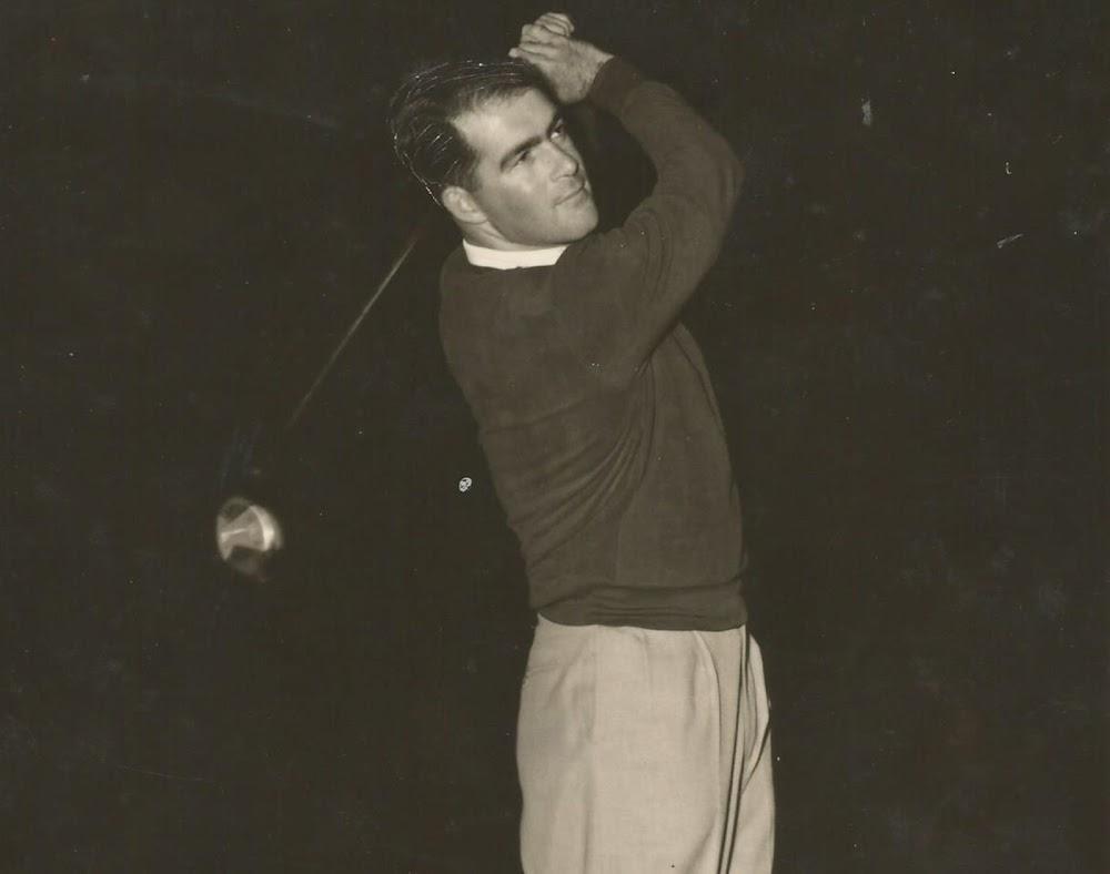 Tribute paid to PE golfing ace Alan Jackson