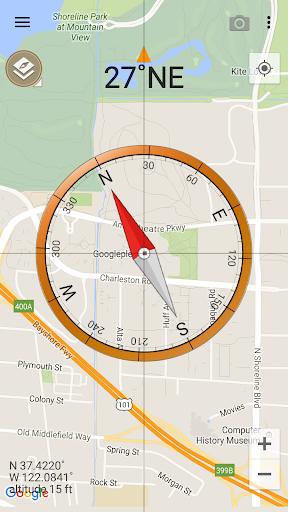 Smart Compass screenshot 3