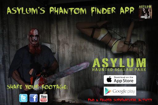 Asylum's Phantom Finder