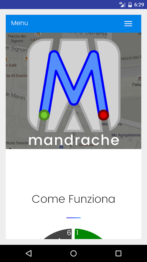 Mandrache- screenshot