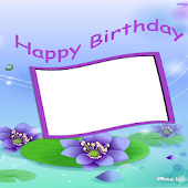 Happy Birthday Photo Maker