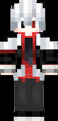 Whitehair Nova Skin