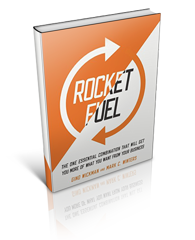 ROCKET FUEL: THE ONE ESSENTIAL COMBINATION