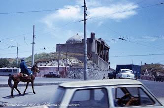 Photo: Самарканд. Мечеть Хазрет-Хызр. Май 1978.