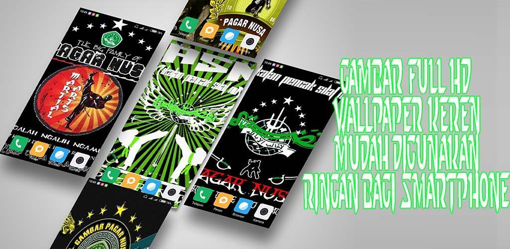 Download Wallpaper Pagar Nusa Bergerak Aplikasi Versi Apk Terbaru