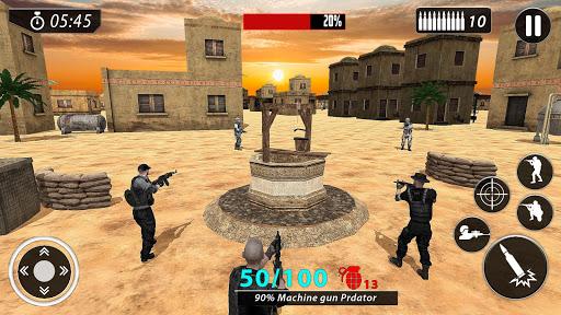 New Gun Games Fire Free Game: Shooting Games 2020 1.0.9 screenshots 4