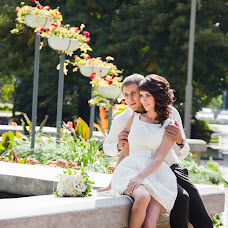 Wedding photographer Irina Kurova (RINA14). Photo of 04.11.2016