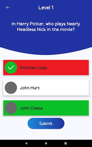 Guess the movie -  Movie Trivia  screenshots 7