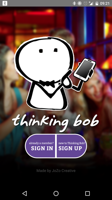 Thinking Bob- screenshot