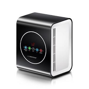 Purificator aer, 30m³/ora, 10W, 45dB, 3 nivele de filtrare, timp 1-12 ore