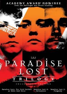 Image result for paradise lost trilogy berlinger poster