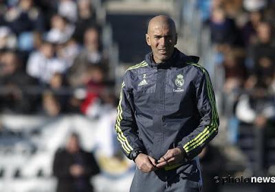 Ce qu'il faut retenir de la conférence de presse de Zidane