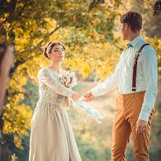 Wedding photographer Nikita Romanov (ROMANoff). Photo of 14.11.2017