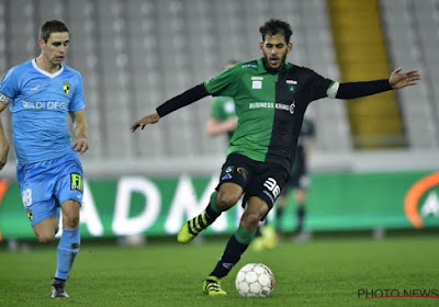 """Haroun sûr de lui: """"Quand l'Antwerp m'a contacté, j'ai vite fait mon choix"""""""