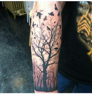 upoznavanje tetovaže aplikacija