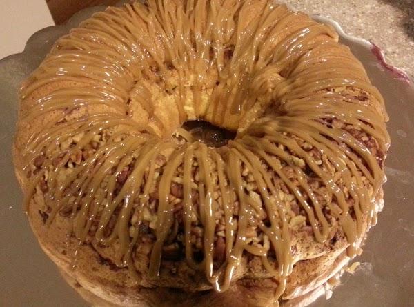 Cinnamon Roll Breakfast Cake - No Sugar Added! Recipe