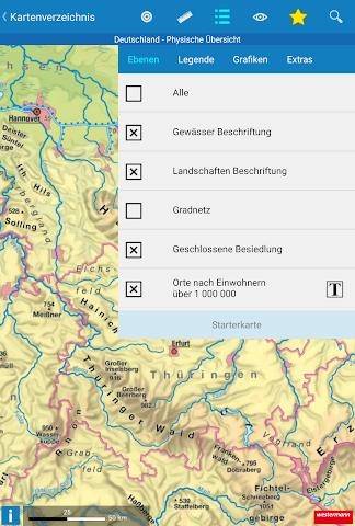 android Diercke Weltatlas digital Screenshot 11