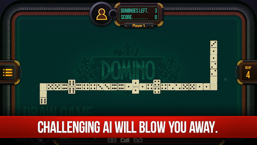 Domino - Dominoes online. Play free Dominos!  screenshots 3
