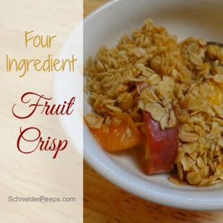 Fruit Crisp No Flour Recipes