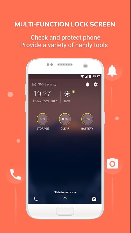 360 Security - Free Antivirus, Booster, Cleaner Screenshot 3