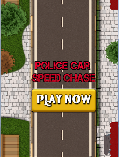 Police Car Speed Chase