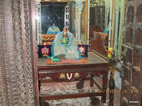 Photo: sEnai mudhaliyAr in mirror room - day 2 of aippasi pUrAdam uthsavam