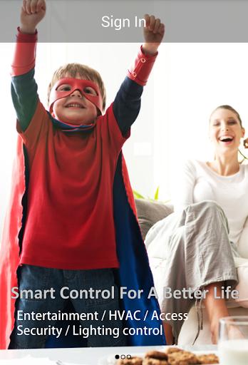 NxControl Remote - SmartHome