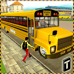 NY City School Bus 2017 Icon