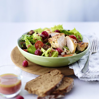 Mixed Summer Salad with Chicken