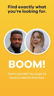 Bumble – Dating. Friends. Business Screenshot