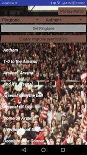 Download Chorus of Arsenal Fans For PC Windows and Mac apk screenshot 1