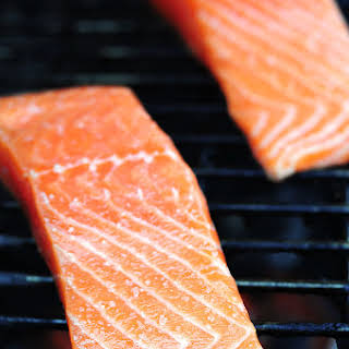 Perfect Grilled Salmon.