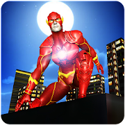 Super Flash Hero Mutant Warriors City Battle