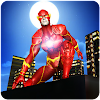 Super Flash Hero Mutant Warriors City Battle
