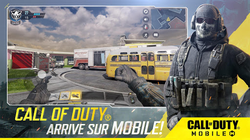 Call of Duty®: Mobile astuce APK MOD capture d'écran 1
