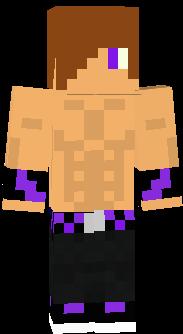 Panty (¬_¬) Minecraft Skin