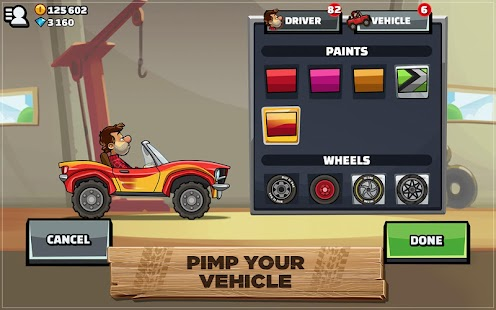 Hill Climb Racing 2- screenshot thumbnail