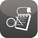 Timesheet - Time Clock - Work Hour   (Paid) icon