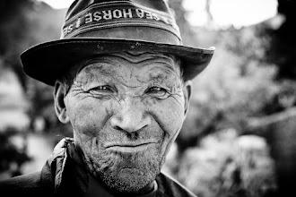Photo: Caretaker at Alchi Gompa, Ladakh, Indian Himalayas