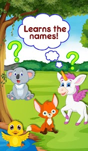 Kids Alphabet Animals Mini Zoo v1.0.0