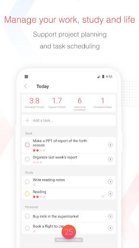 Focus To-Do screenshot 3