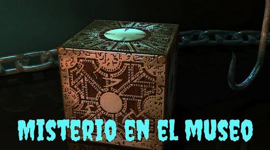 "Taller Infantil de Escape Room ""Misterio en el Museo"""